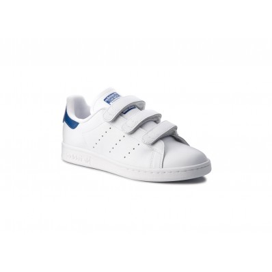 adidas stan smith scratch bleu