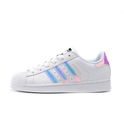 chaussures adidas femme blanche