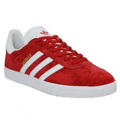 sneakers adidas rouge