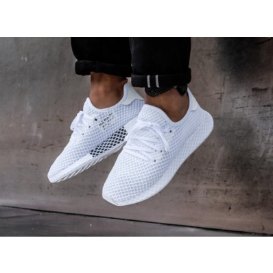 sneakers blanche homme adidas