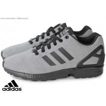 basket adidas zx grise