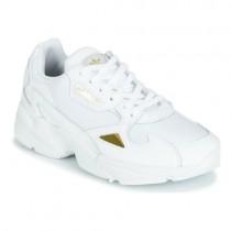 basket blanche femme adidas falcon