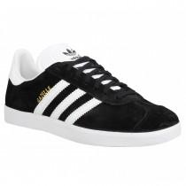 chaussures adidas femme blanche et noir