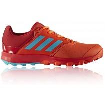 chaussures de sport adidas rouge