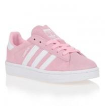 sneakers rose adidas enfants