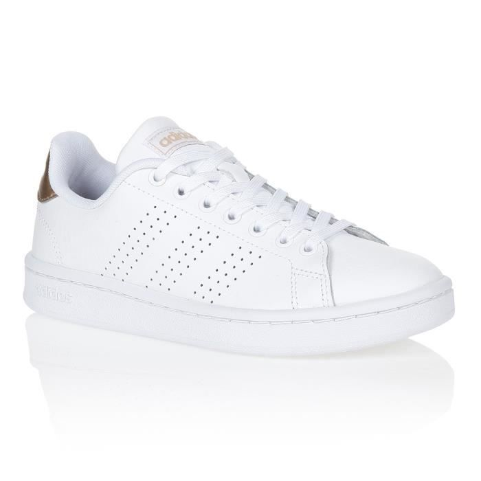sneakers adidas femme blanche